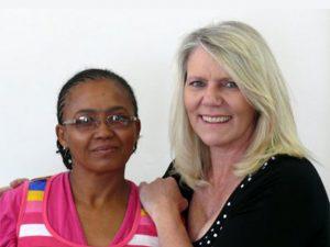 Tannie Francolien en Rosie (Assistent) | Hoërskool Upington High School