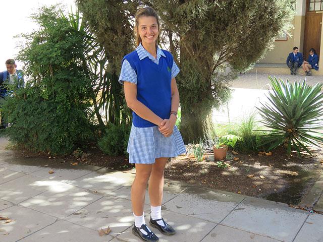 Meisies Somersdrag | Hoërskool Upington High School