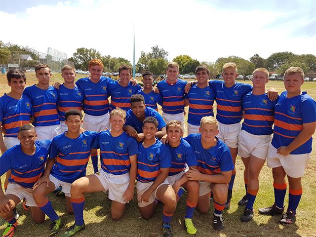 Goeie naweek vir Uppies se Eerstes Rugby