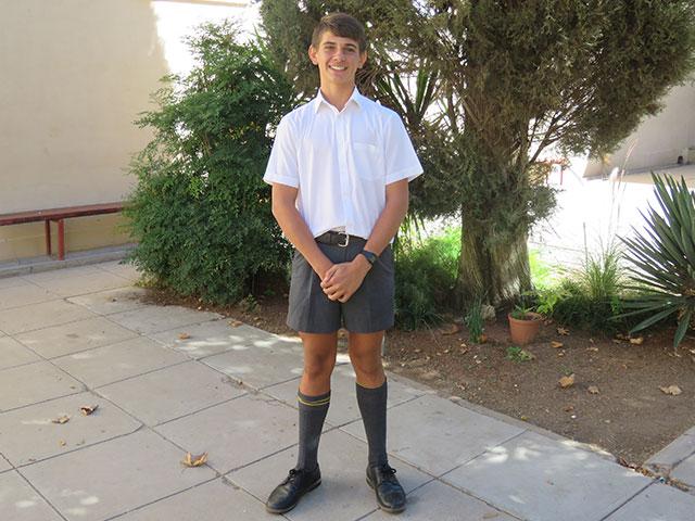 Seuns Somersdrag | Hoërskool Upington High School