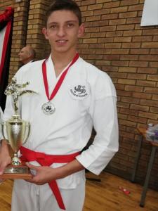 Shotokan SA Karate Kampioenskappe te Pretoria
